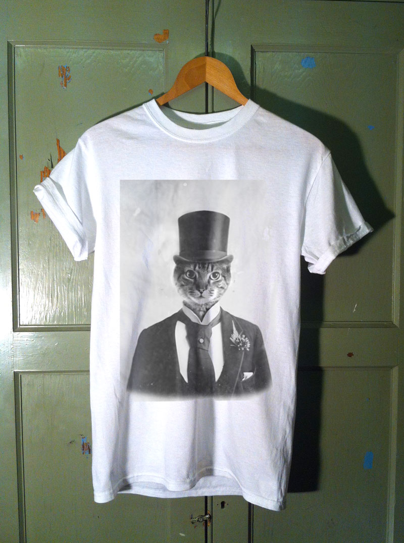 Cat T Shirt Cat In A Hat T Shirt Vintage T Shirts