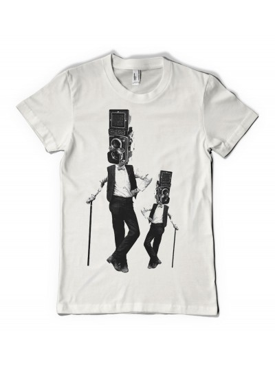 Rolleiflex Camera Heads T-Shirt - Women's