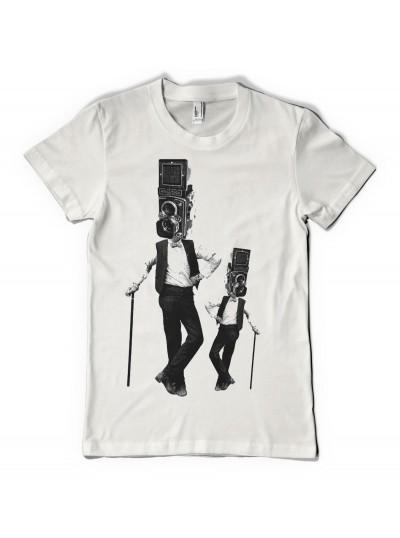 Rolleiflex Camera  T shirt - Men's