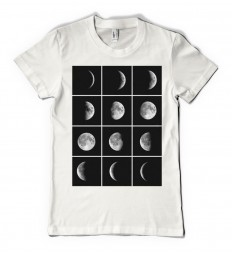 Moon T shirt - Woman's