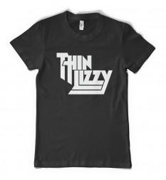 Thin Lizzy T Shirt - Men's - Black
